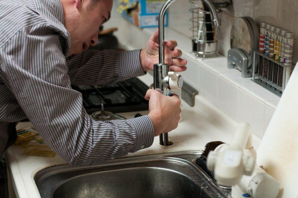 que faire en cas de fuite d'eau